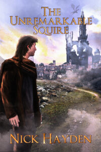 The Unremarkable Squire Front Cover