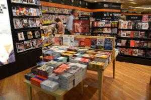 Bookstore display